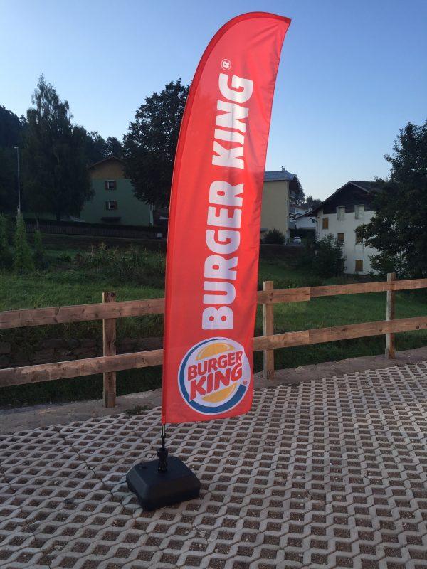 Bandiera Burger King
