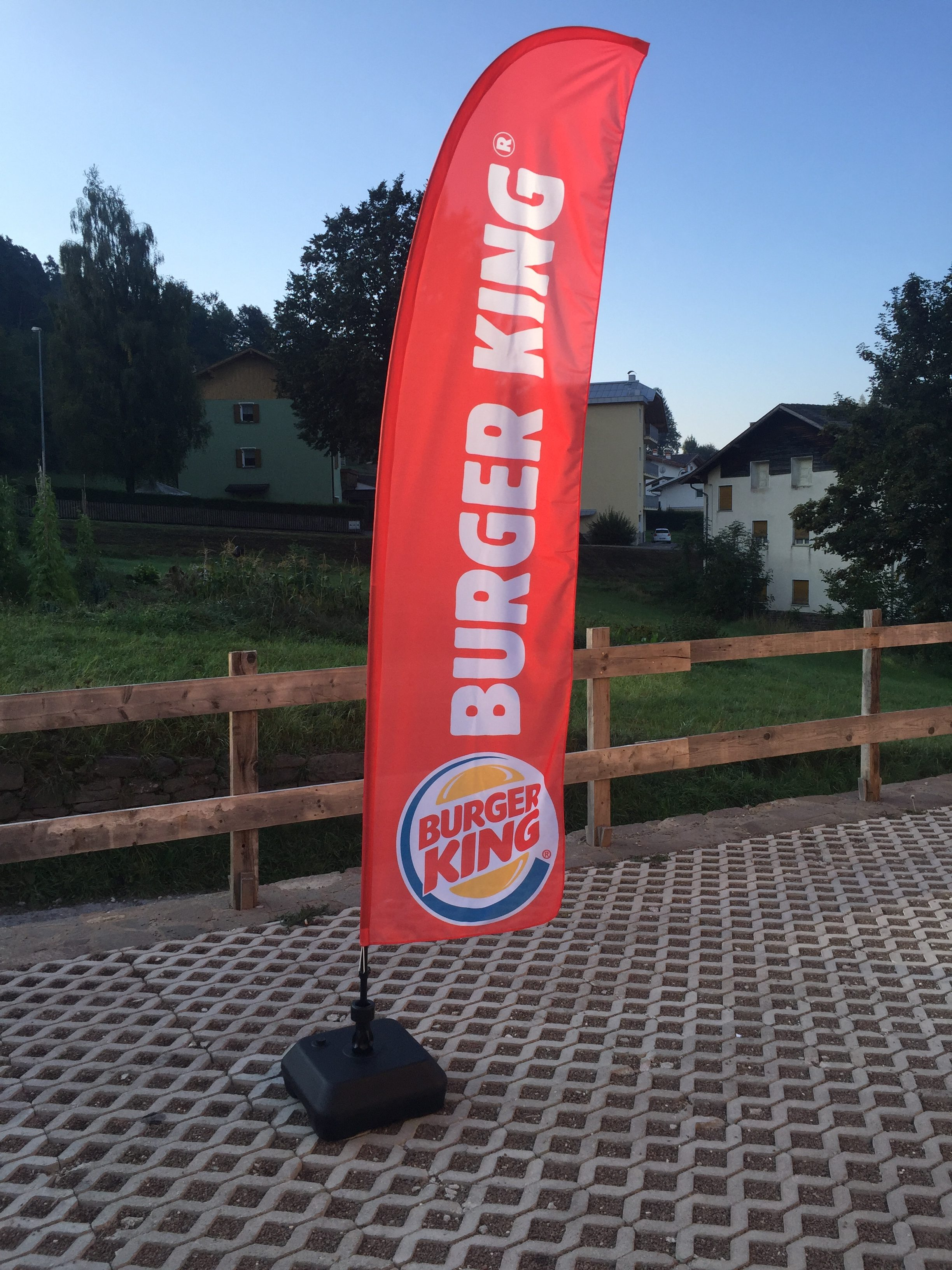 Bandiera Burger King