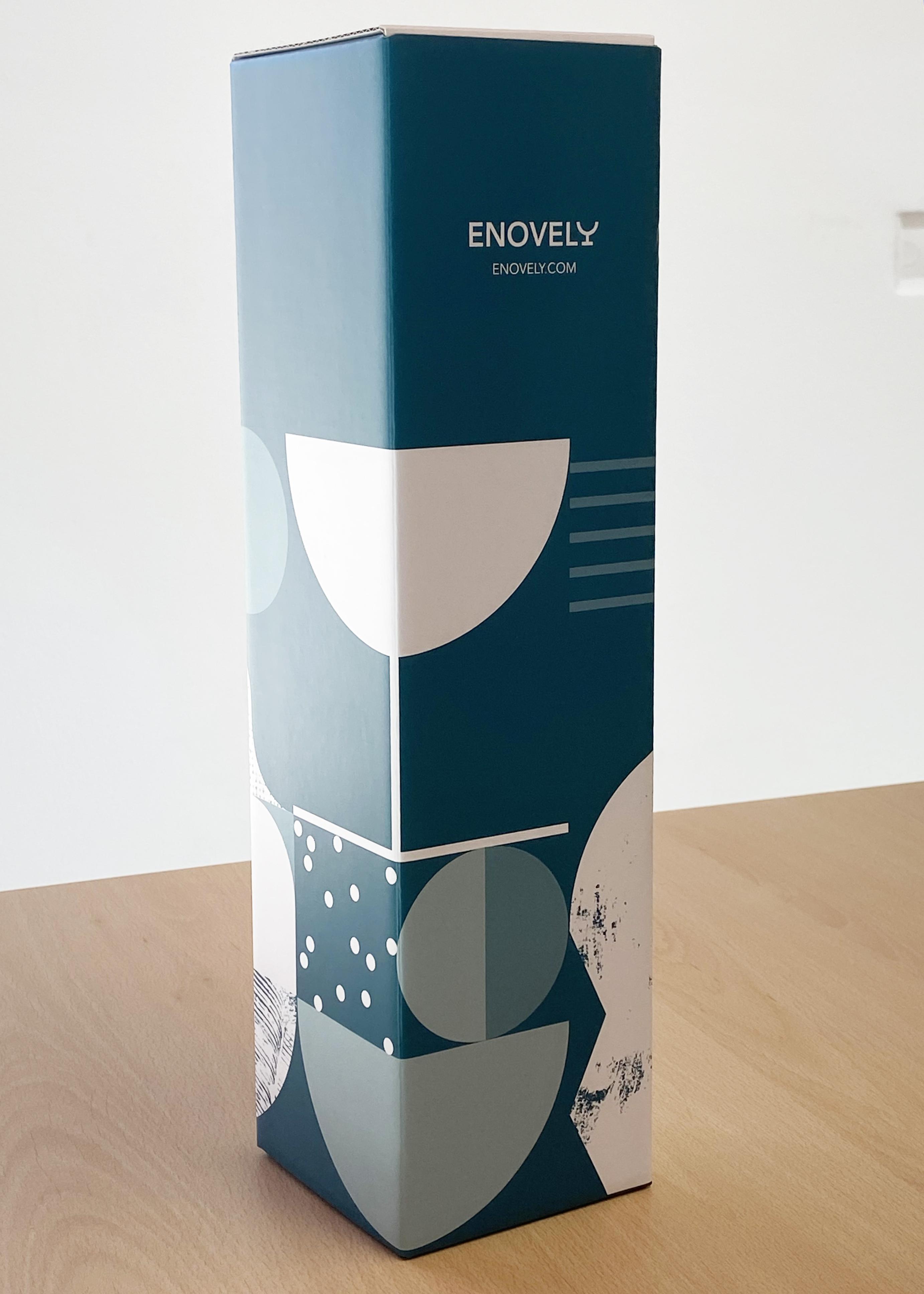 Scatola Bottiglia Cartone Ecologico